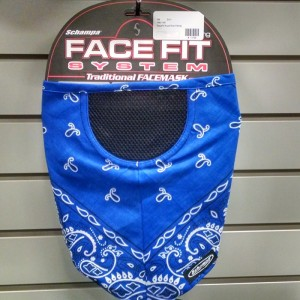 Motorcycle facemasks