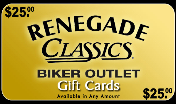 Renegade Gift Cards
