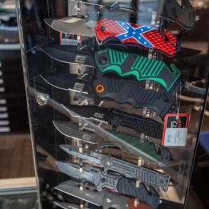 biker knifes