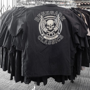 Renegade Classics mechanic shirts