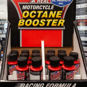 Octane Booster by Lucas Oil