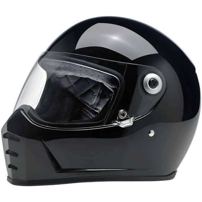 Biltwell Lane Splitter: A Lightweight Full-Face Helmet