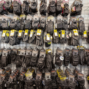 Motorcycle gloves galore