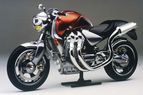 Motorcycle accessories for the 1997 HONDA FN-1